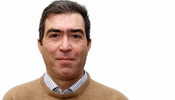 Eduardo De Simón, concejal de Cs en el Ayuntamiento burgense.