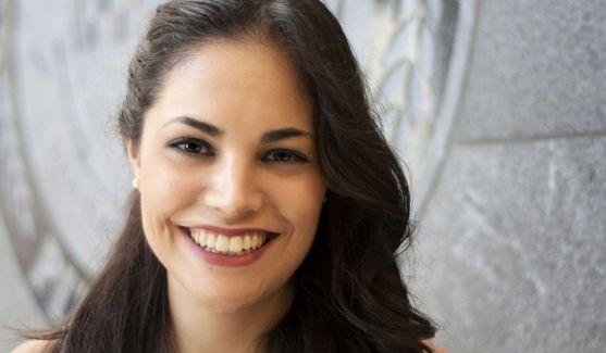 La joven soriana Inmaculada Hernández Delso.
