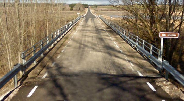 Una imagen de archivo del puente. /GM