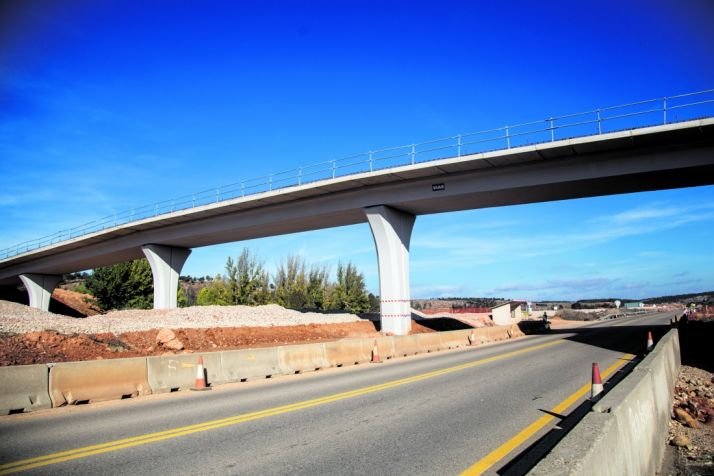 La Autovía del Duero.