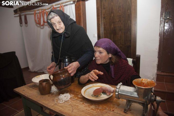 Belen Viviente en Oncala / María Ferrer