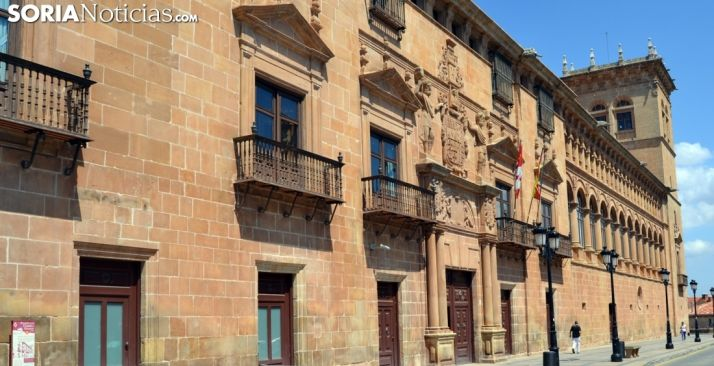 Foto 1 - Reunión por la administración de Justicia en Soria