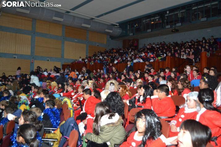 Una imagen de La Audiencia esta mañana de viernes. /SN