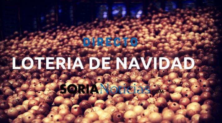 Foto 1 - Directo Lotería de Navidad; sale el Gordo