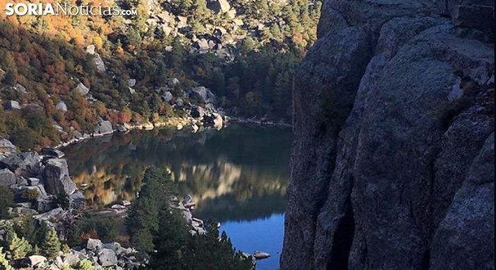 Foto 1 - Los accesos a La Laguna Negra, regulados del 6 al 9 de diciembre