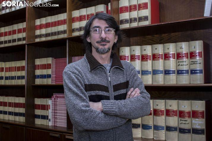 Luis Alberto Romero. Soria Noticias.