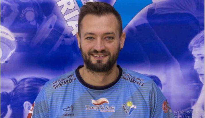 Foto 1 - Manuel Salvador, MVP de la 11ª jornada de Superliga Masculina
