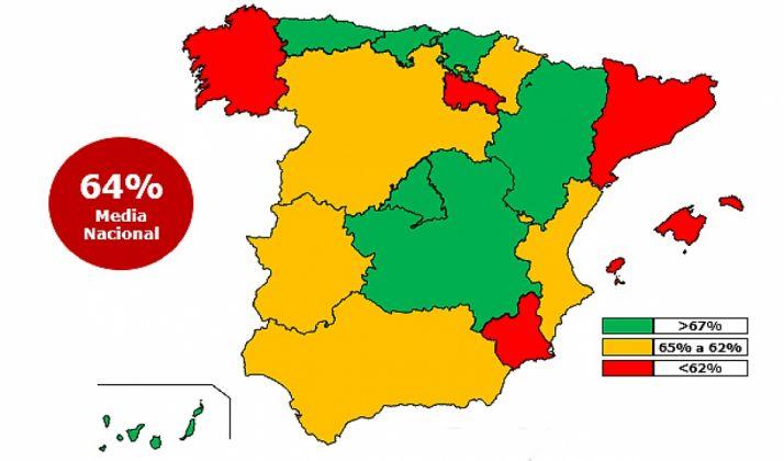 Datos del reciclaje en España. /LDA
