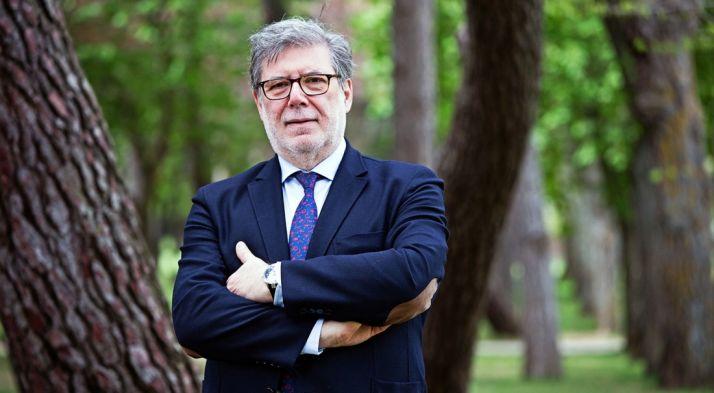 Santiago Aparicio, presidente de FOES.