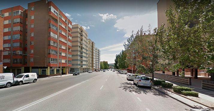 Avenida de Valladolid. /GM