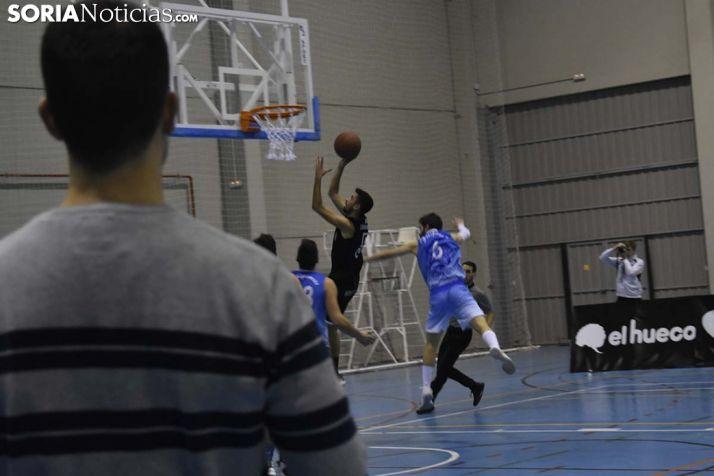 MEGA-GALERÍA: Club Soria Baloncesto. Nunca una derrota supo mejor