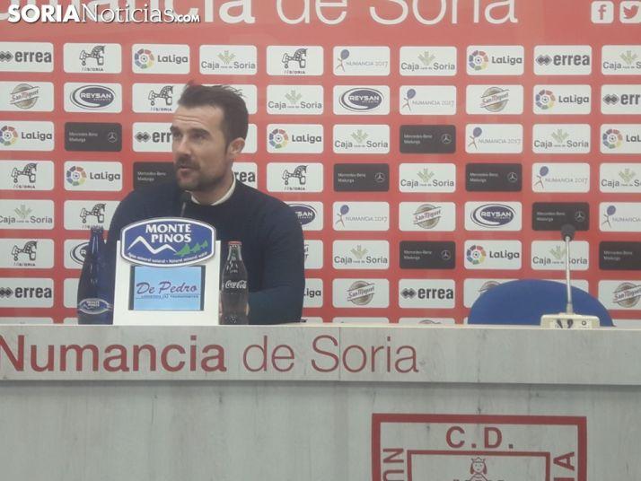 """Foto 1 - López Garai: """"Ni me siento cuestionado ni siento que tenga un contrato de 15 años"""""""