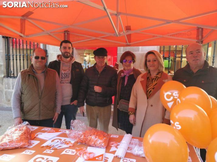 Ciudadanos Soria. SN
