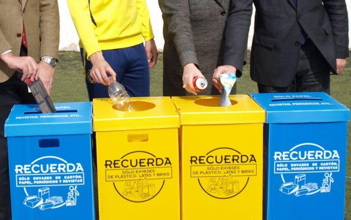 Foto 1 - Cada castellano-leonés ha reciclado más de 920 envases de plásticos este año