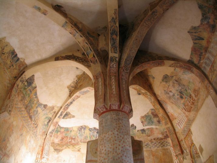 Ermita de San Baudelio de Soria. /Junta
