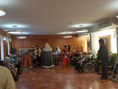 Las residencias del Grupo Latorre reciben la visita de los Reyes Magos.