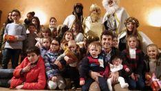 Cabalgata de Reyes en Valdeavellano de Tera.