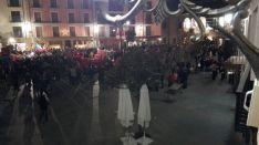 Cabalgata de Reyes en Ágreda.