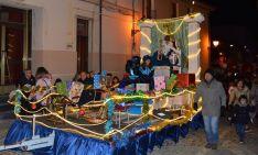 Cabalgata de Reyes en Almazán. Oficina de Turismo