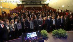 Foto de familia del congreso Think Europe 2019.