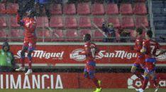 Gol en Los Pajaritos. LaLiga