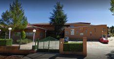 Una imagen del colegio del Colegio de Educación Especial Santa Isabel, en Soria.
