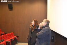 Imagen de la presentación de las salas. /SN