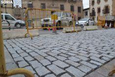 Foto 3 - El PP vuelve a denunciar el adoquinado en zonas peatonales de la ciudad