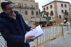 Foto 4 - El PP vuelve a denunciar el adoquinado en zonas peatonales de la ciudad