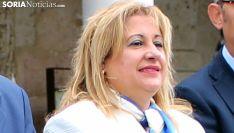 Yolanda de Gregorio, presidenta del PP soriano. /SN