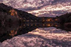 Vistas a San Saturio y al Puente de Piedra. Soria Ni Te La Imaginas.