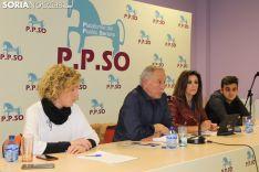 La PPSO se presenta en sociedad. SN