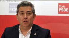 Javier Antón, aforado socialista por Soria. /SN