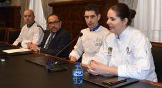 Rueda informativa este jueves sobre la presencia de Soria en Madrid Fusión. /SN