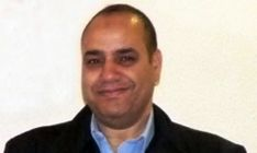 Mohamed Labat Mustafa, delegado saharaui en CyL.