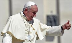 El Papa Francisco,. EFE