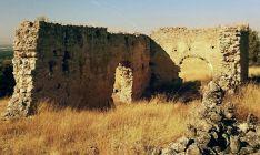 Imagen de las ruinas de la ermita. /andaluzexcavacion