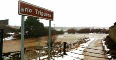 Río Triguera en el término municipal de Duruelo de la Sierra. /AS