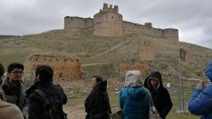Once turoperadores chinos visitan la geografía soriana.