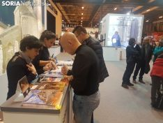 Foto 3 - La promoción de Soria en Fitur traslada a China el patrimonio monumental y gastronómico