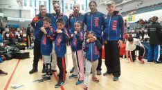 Buenos resultados para el Kickboxing Soria