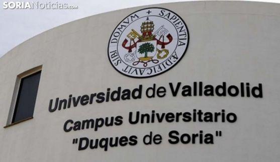 Imagen de uno de los edificios del Campus Duques de Soria. /SN
