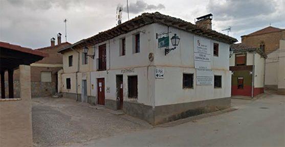 Imagen de archivo del antiguo ayuntamiento de Torralba del Burgo. /GM