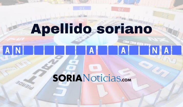 Foto 1 - El curioso caso del apellido 'made in Soria' y que solo tienen 34 personas en España