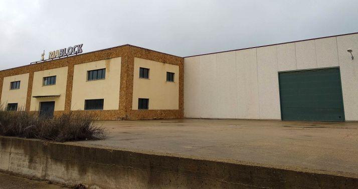 Imagen de las instalaciones donde se ubicará la nueva empresa. /AA