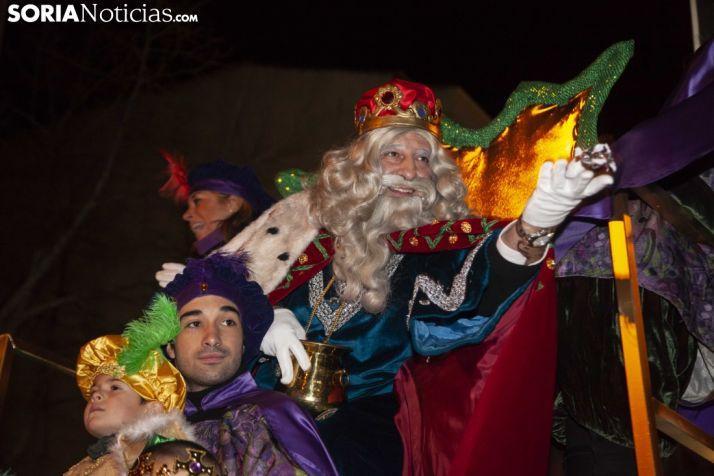 Mega Galería: Los Reyes llenan Soria de magia