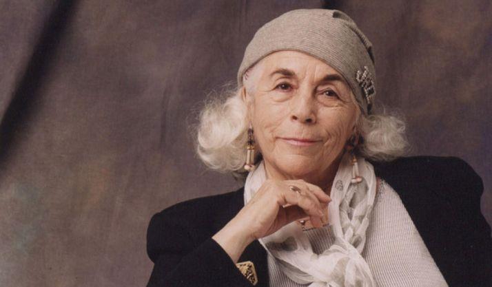 Retrato de la escritora. /ACMG