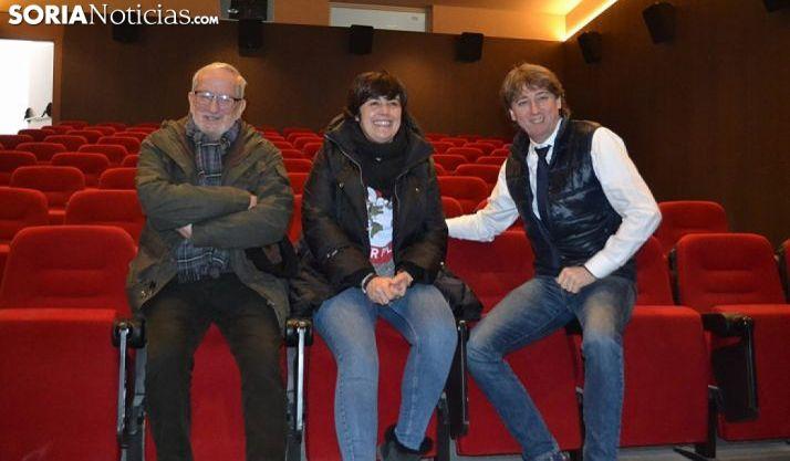 Foto 1 - El cine vuelve a la capital después de siete años para atraer gente al centro de la ciudad