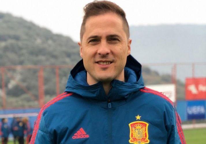 José Antonio Culebras, nuevo Tutor Académico de las 'Rojitas'.