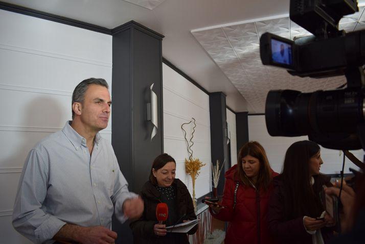Foto 2 - Fotos y crónica del primer acto publico de Vox en Soria